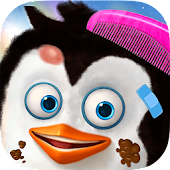 Penguin Village: Winter Island