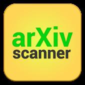 arXiv scanner
