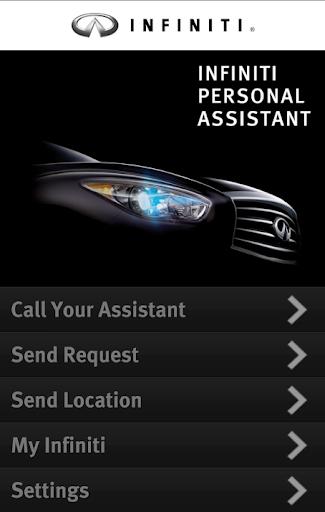 Infiniti Personal Assistant