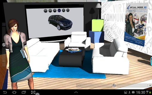 Virdys 3D Augmented Reality