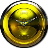 Lemoon designer Clock Widget