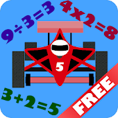 Math Car Racing game for Kids