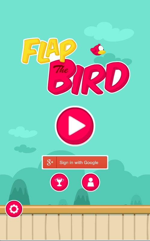 Flap The Bird- screenshot
