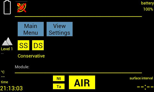 Depth Monitor Lite