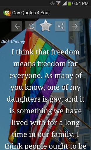 【免費生活App】Gay Quotes 4 You!-APP點子