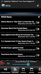 WXXI - screenshot thumbnail