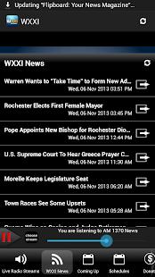 WXXI - screenshot thumbnail