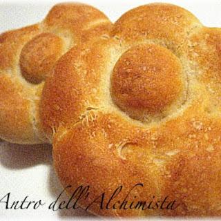 Rosetta Bread Rolls.