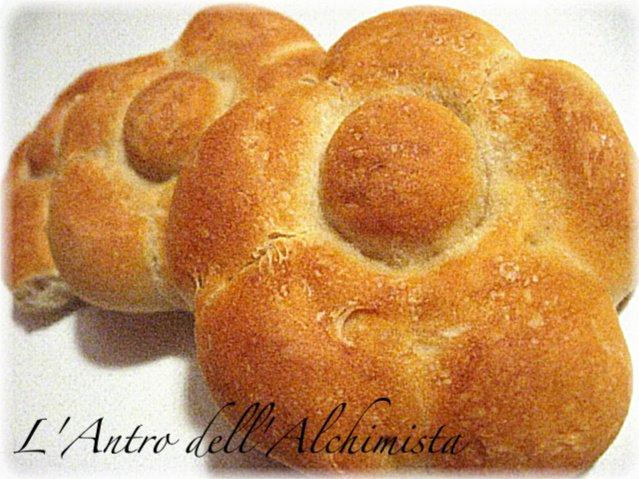 Rosetta Bread Rolls Recipe