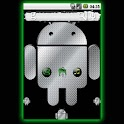 Metal Android logo