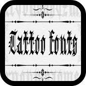 Tattoo Fonts Ideas