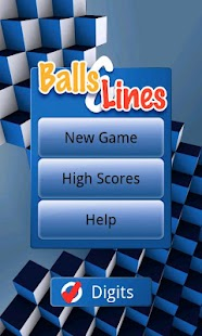 Balls and Lines - screenshot thumbnail