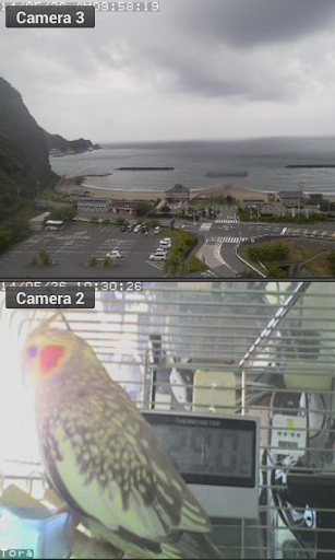 Viewer for Foscam ip cameras