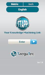 TaeguTec TTAPP - screenshot thumbnail