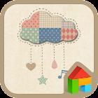 Quilt Cloud Dodol Theme icon