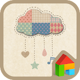 Quilt Cloud Dodol Theme