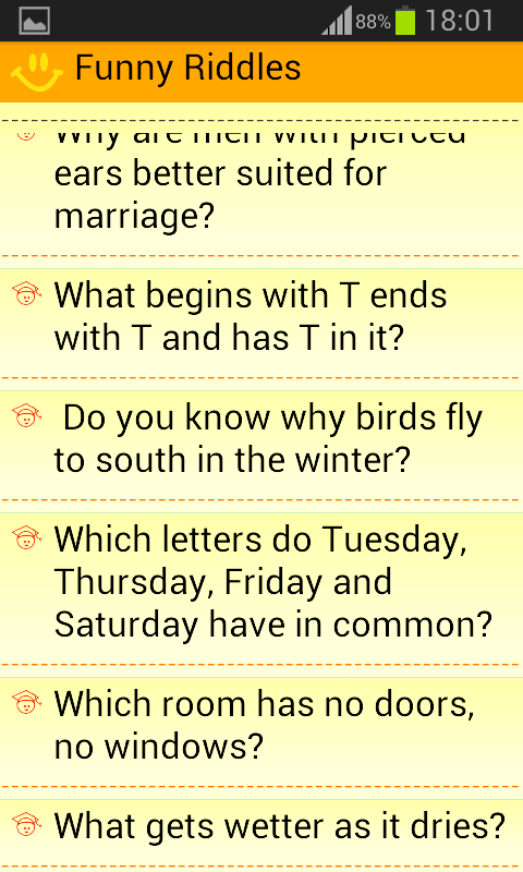 funny riddles Funny Riddles