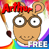 FREE COLORING BOOK ARTHUR