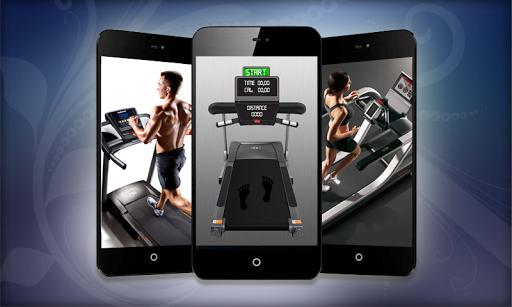 Treadmill Simulator