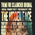 Hidden Face for ssLauncher OR icon