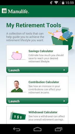 My Retirement Tools