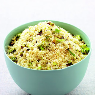 Couscous with Pistachios