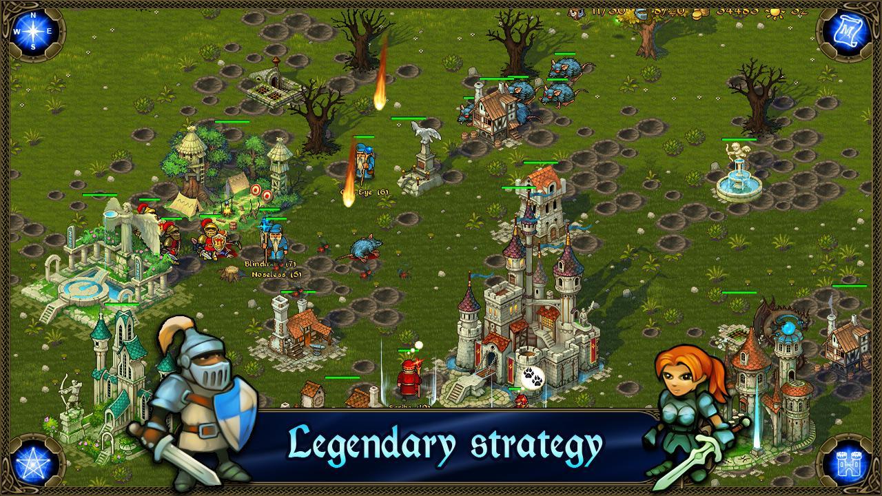Majesty: Northern Expansion screenshot #14