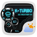 K-Turbo Weather Widget Theme
