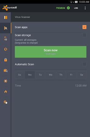 Mobile Security & Antivirus 4.0.7891 screenshot 6013