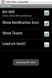 WiFi Killer - screenshot thumbnail