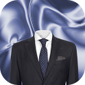 Man Suit Photo icon