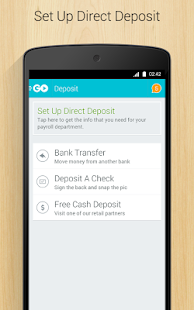 GoBank- screenshot thumbnail