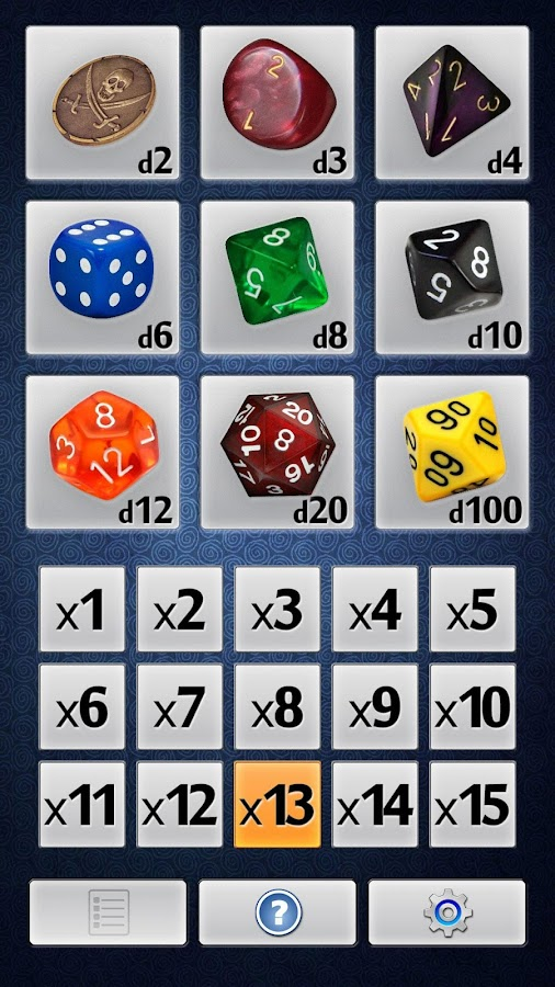 Pocket Dice- screenshot