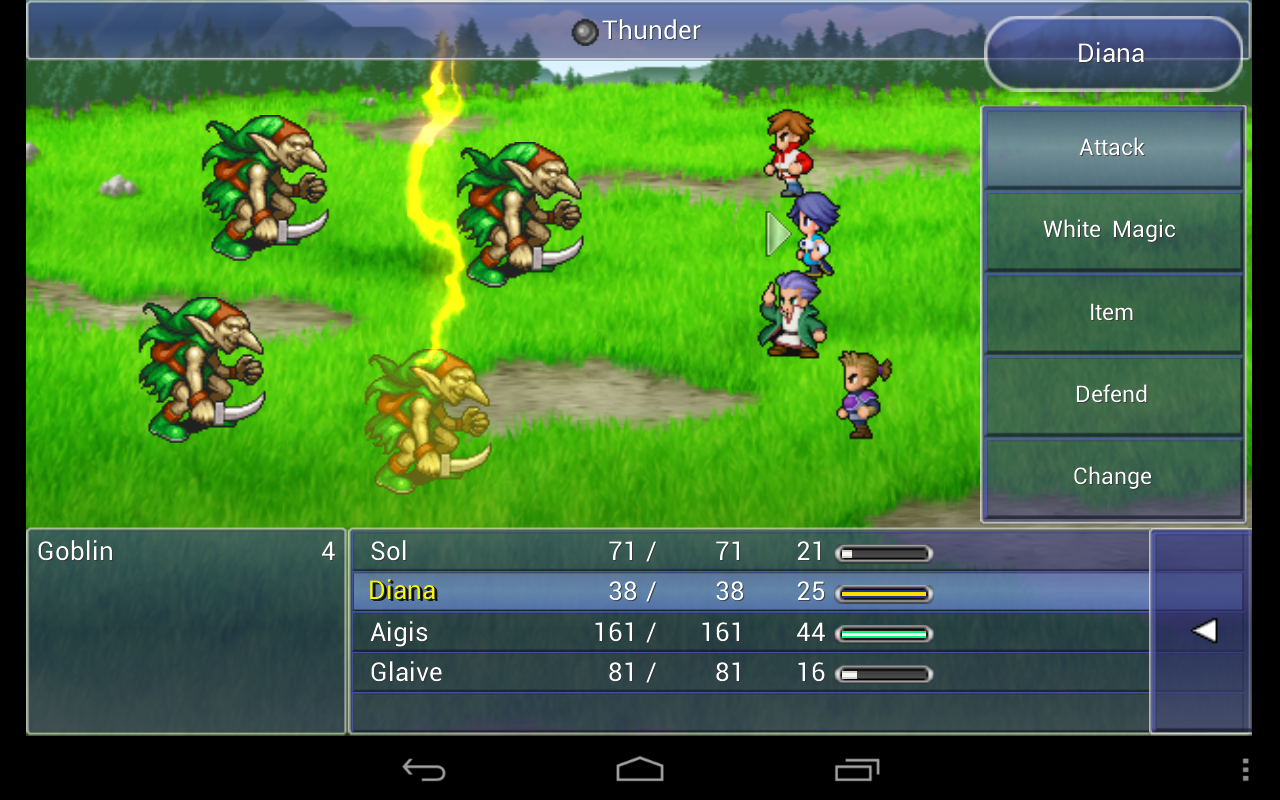 Final Fantasy Dimensions Android