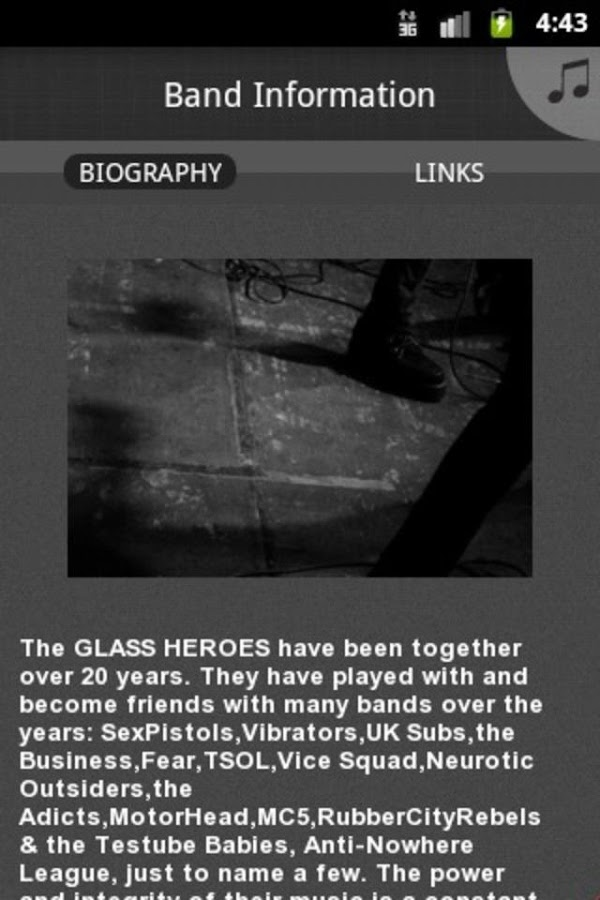 GLASS HEROES - screenshot