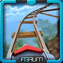Roller Coaster VR аттракцион icon