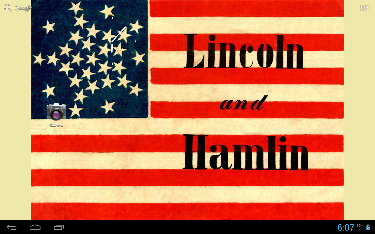 A. Lincoln Live HD+ Wallpaper- screenshot