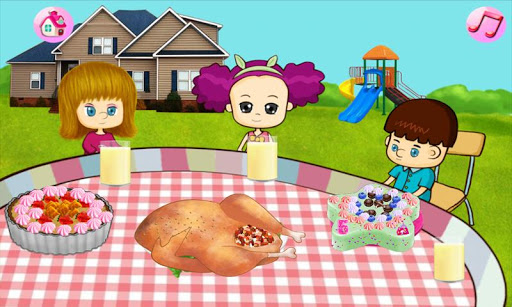 Baby Kitchen:寶寶餐廳-小廚師 Free