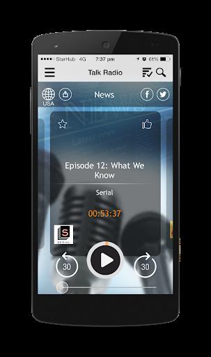 OIDAR – 播客播放器: 离线下载播客 脱口秀 FM电台