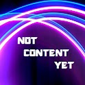 Not Content Yet logo