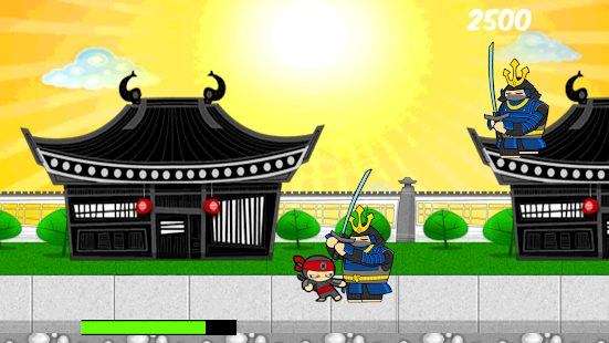 Chop Chop Ninja- screenshot thumbnail