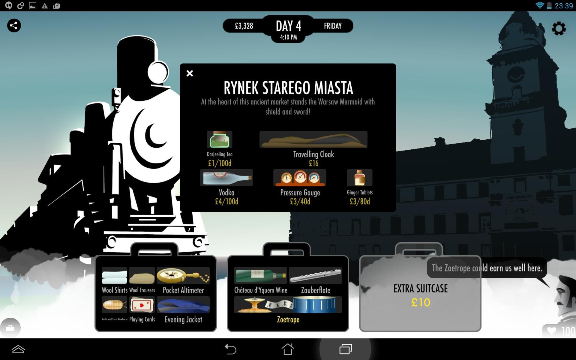 80 Days screenshot #12