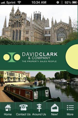 David Clark Property Ely