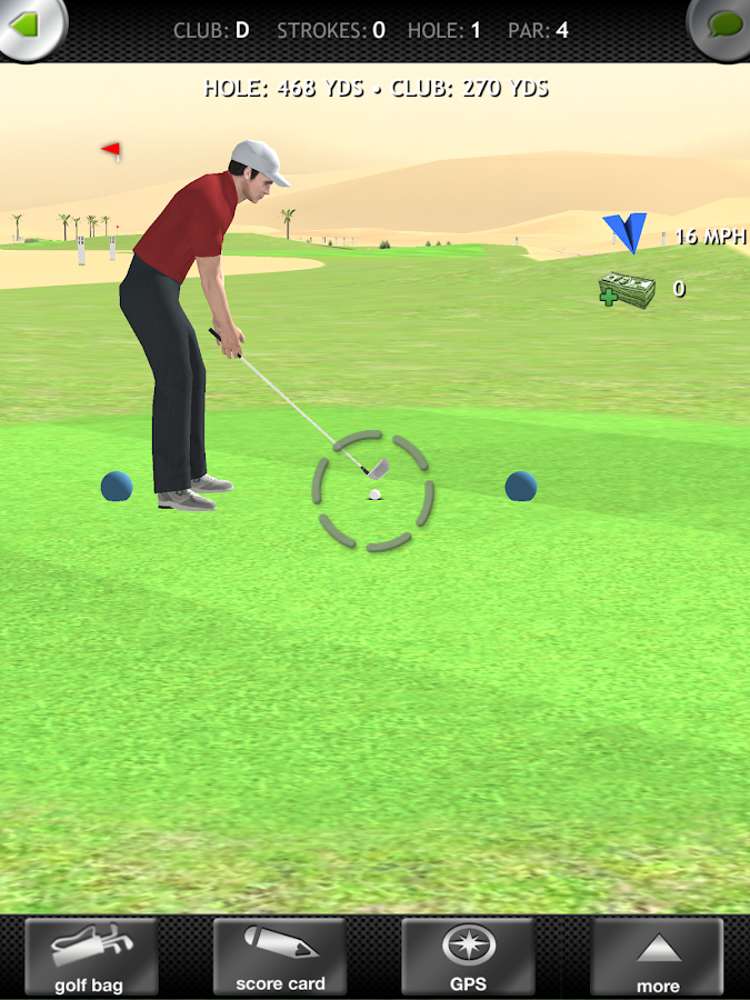 pro rated mobile golf tour android apps on google play. Black Bedroom Furniture Sets. Home Design Ideas