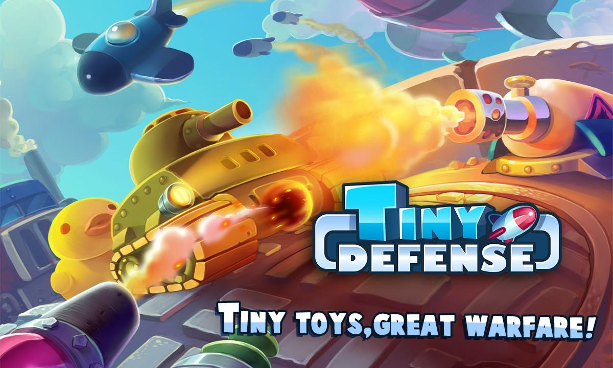 Tiny Defense - screenshot