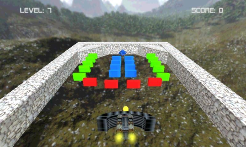 Super Bouncy Ball- screenshot