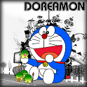 Doremon Live Wallpaper icon