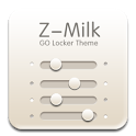 ZMilk Locker Theme icon