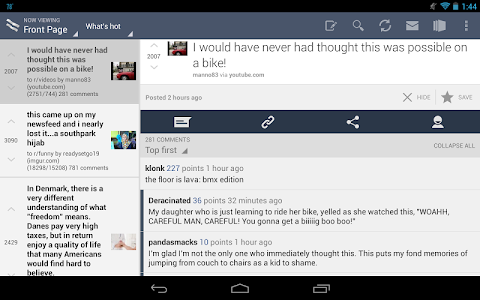 BaconReader Premium for Reddit v4.0.3