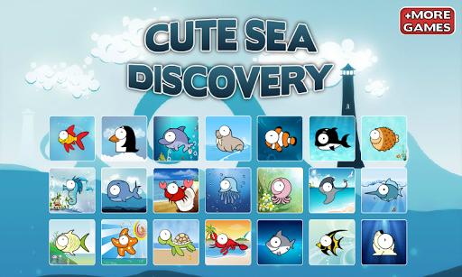 Cute Sea Discovery